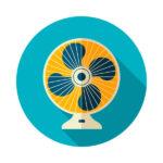 ventilaatori režiimi kujutis