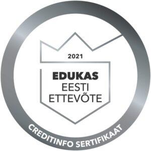 edukas eesti ettevõte kliimakaubamaja oü